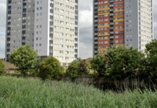 Colne and Mersea Tower Blocks